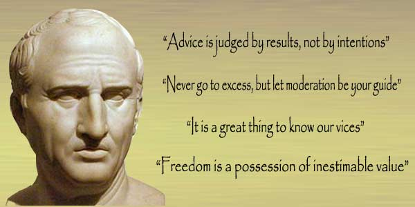 cicero quotes