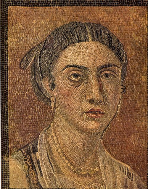 roman woman pompeii