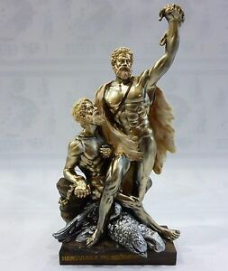 Hercules and Prometheus